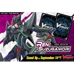 Trial Deck V TD04 Ren Suzugamori - Vanguard V