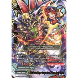BFE X2-BT01A-SP/0002EN RRR Fifth Omni Super Dragon Lord, Fierce Deity Tenbu
