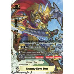BFE X2-BT01A-SP/0005EN RRR Returning Brave, Drum