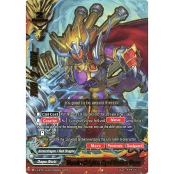 BFE X2-BT01A-SP/0006EN RRR Thunder Knights, Gyral Strikes Drum