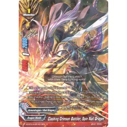 BFE X2-BT01A-SP/0019EN R Clashing Crimson Battler, Spin Nail Dragon