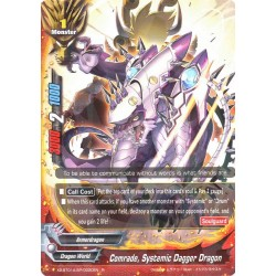 BFE X2-BT01A-SP/0020EN R Comrade, Systemic Dagger Dragon