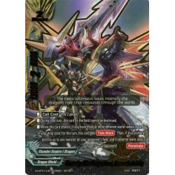 BFE X2-BT01A-SP/0036EN Secret Sovereign War Dragon Lord, Batzz the Infinity