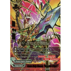 "BFE X2-BT01A-SP/0038EN Secret Saint Holy sword, ""Thunder Edge"""
