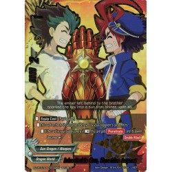 BFE X2-BT01A-SP/0042EN Secret Inheritable Sun, Sunshine Impact