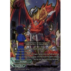 BFE X2-BT01A-SP/0044EN Secret Loyal Dragon, Flarefang Dragon