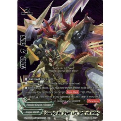 BFE X2-BT01A-SP/BR03EN BR Sovereign War Dragon Lord, Batzz the Infinity