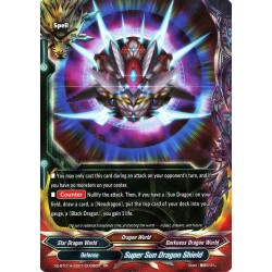 BFE X2-BT01A-SS01/0006EN RR Super Sun Dragon Shield
