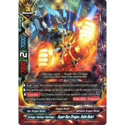 BFE X2-BT01A-SS01/0008EN RR Super Sun Dragon, Balle Soleil