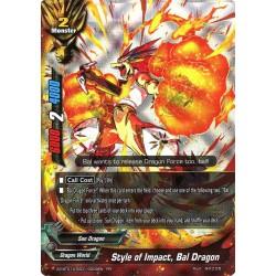 BFE X2-BT01A-SS01/0009EN RR Style of Impact, Bal Dragon