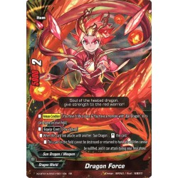 BFE X2-BT01A-SS01/0011EN RR Dragon Force