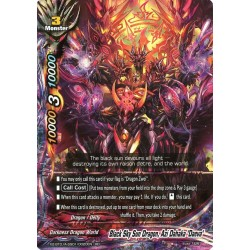 "BFE X2-BT01A-SS01/0020EN RR Black Sky Sun Dragon, Azi Dahaka ""Daeva"""