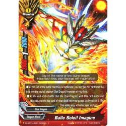 BFE X2-BT01A-SS01/0025EN C Balle Soleil Imagine