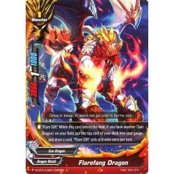 BFE X2-BT01A-SS01/0029EN C Flarefang Dragon
