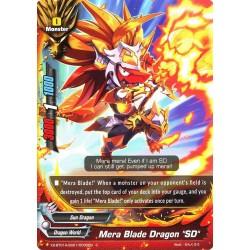 "BFE X2-BT01A-SS01/0030EN C Mera Blade Dragon ""SD"""