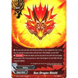 BFE X2-BT01A-SS01/0031EN C Sun Dragon Shield