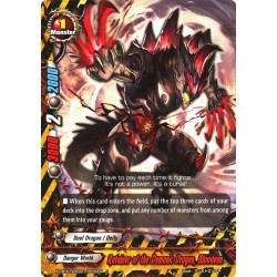 BFE X2-BT01A-SS01/0035EN C Retainer of the Demonic Dragon, Bloodeon