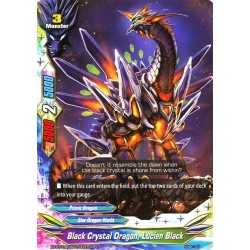 BFE X2-BT01A-SS01/0037EN C Black Crystal Dragon, Lucien Black