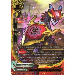 BFE X2-BT01A-SS01/0049EN Secret Retainer of the Demonic Dragon, Abyss Shield Dragon