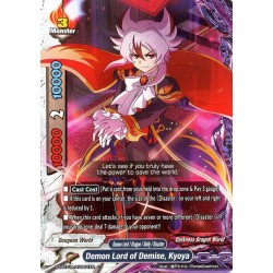 BFE X2-BT01A-D/0001EN C Demon Lord of Demise, Kyoya