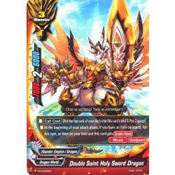 BFE X2-BT01A-PR/0336EN PR Double Saint Holy Sword Dragon