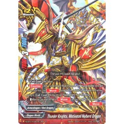 BFE X2-BT01A-SP/0013EN Foil/R Thunder Knights, Motivated Halberd Dragon