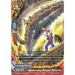 BFE X2-BT01A-SP/0023EN Foil/R Boomerang Dragon Returns
