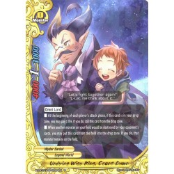 BFE X2-BT01A-SP/0024EN Foil/R Undying Wise King, Count Dawn