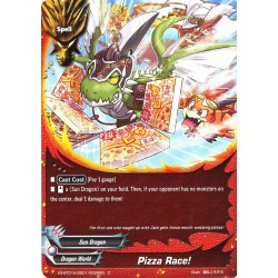 BFE X2-BT01A-SS01/0026EN Foil/C Pizza Race!