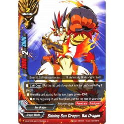 BFE X2-BT01A-SS01/0028EN Foil/C Shining Sun Dragon, Bal Dragon