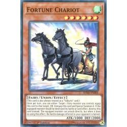 YGO SHVA-EN005 Attelage du Destin / Fortune Chariot
