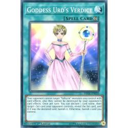 YGO SHVA-EN010 Verdict de la Norne Urd / Goddess Urd's Verdict
