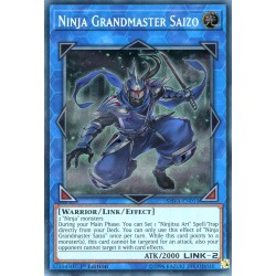 YGO SHVA-EN011 Maestro Ninja Saizo / Ninja Grandmaster Saizo