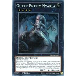 YGO SHVA-EN017 Nyarla, Entité Éloignée / Outer Entity Nyarla