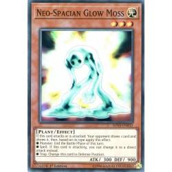 YGO SHVA-EN032 Limon Luminescent Néo-Spacien / Neo-Spacian Glow Moss