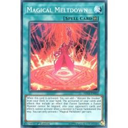 YGO SHVA-EN042 Effondrement Magique / Magical Meltdown