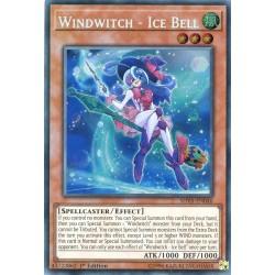 YGO SHVA-EN046 Sorcièrevent - Glace Clochette / Windwitch - Ice Bell