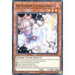 YGO SHVA-EN047 Floraison de Cendres et Joyeux Printemps / Ash Blossom & Joyous Spring