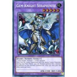 YGO SHVA-EN048 Séraphinite, Chevalier-Gemmes / Gem-Knight Seraphinite