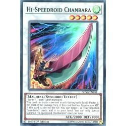 YGO SHVA-EN051 Chanbara Grande Vitesseroid / Hi-Speedroid Chanbara
