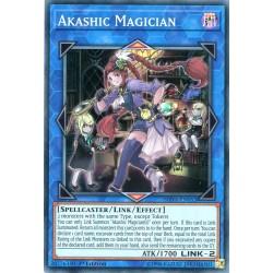 YGO SHVA-EN052 Magicien Akashique / Akashic Magician