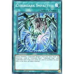 YGO SHVA-EN053 Impact Cyberténébreux ! / Cyberdark Impact!
