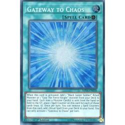 YGO SHVA-EN058 Porte du Chaos / Gateway to Chaos