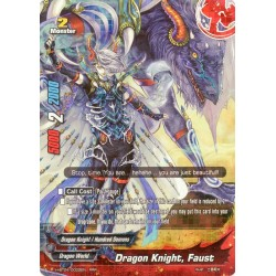 BFE H-BT04/0002EN RRR Dragon Knight, Faust