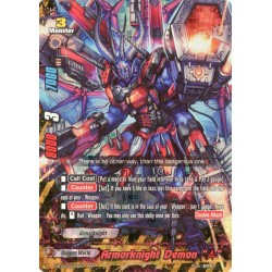 "BFE H-BT04/0004EN RRR Armorknight Demon ""A"""