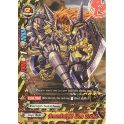 BFE H-BT04/0011EN RR Armorknight Lion Drake