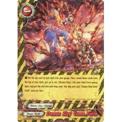 BFE H-BT04/0013EN RR Demon Slay Come Forth