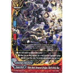 BFE H-BT04/0021EN R Fifth Omni Armored Dragon, Dark Arms Suu