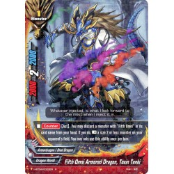 BFE H-BT04/0022EN R Fifth Omni Armored Dragon, Toxin Tenki