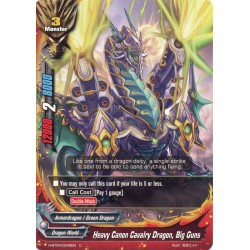 BFE H-BT04/0048EN U Heavy Canon Cavalry Dragon, Big Guns